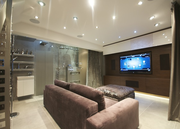 cinema living room home cinema installation home automation ashville 11547